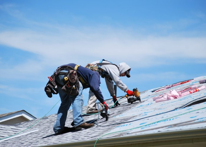 roof installation and replacement in Boston